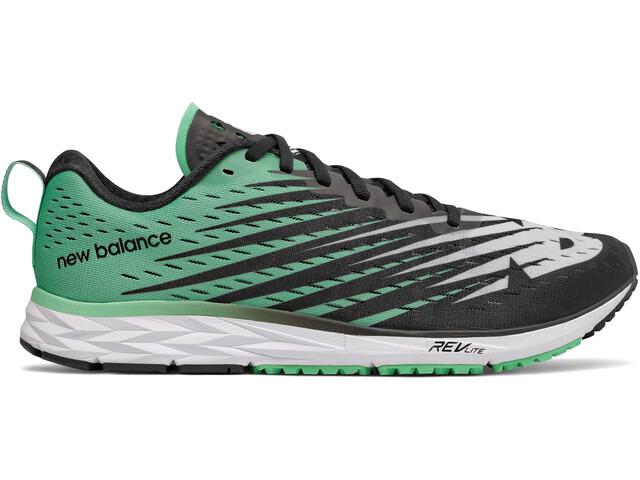 info for 82ace abab6 New Balance 1500 V5 Shoes Men black/green
